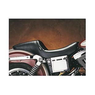 Le Pera Daytona Sport Smooth Seat For Harley Dyna 1996-2003