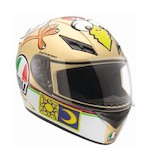 AGV K3 The Chicken Helmet