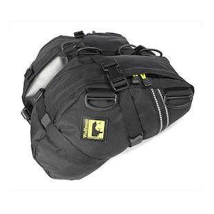Wolfman E-12 Enduro Saddle Bags