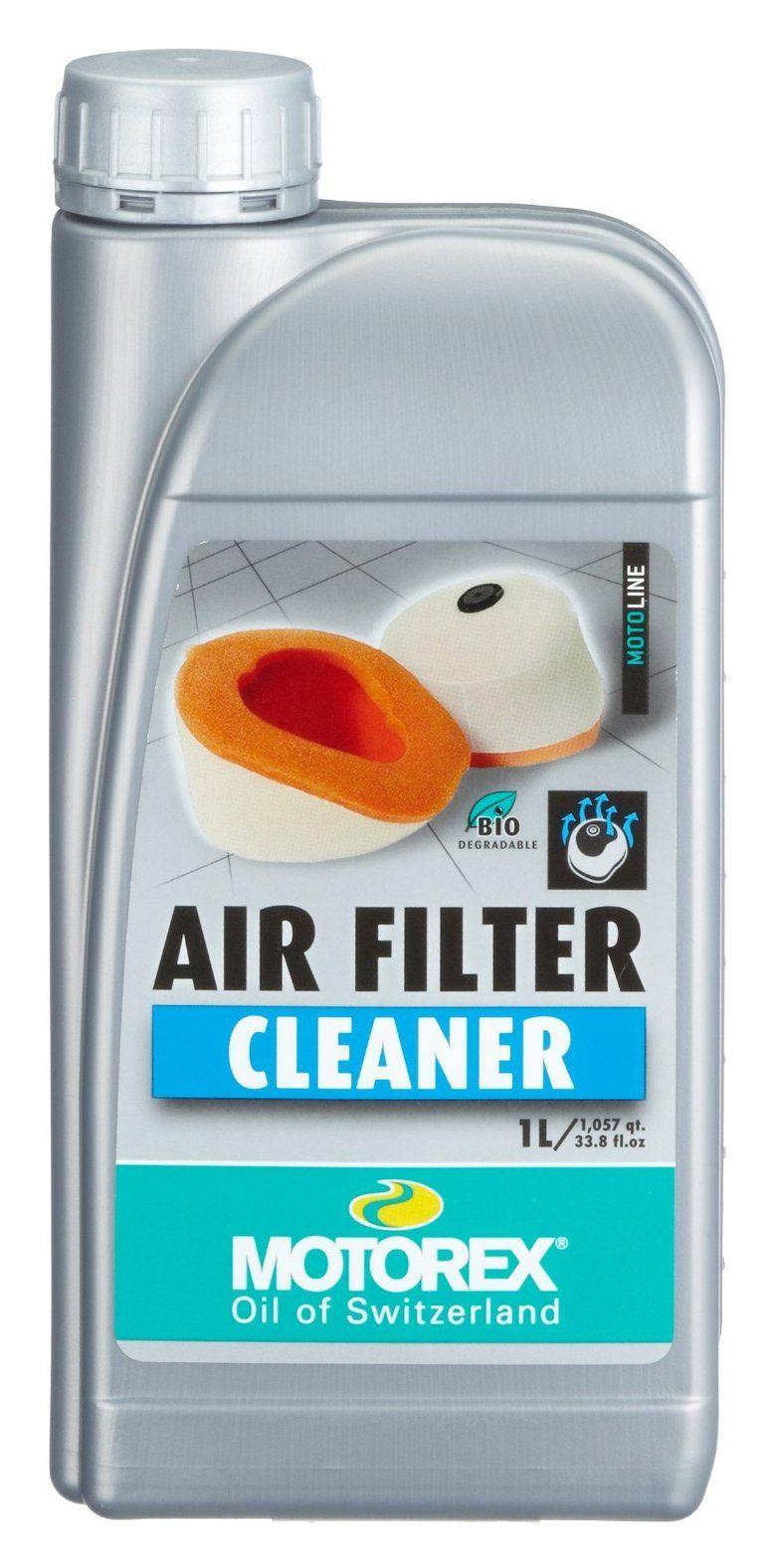 Foam Air Cleaner : Motorex foam air filter cleaner off revzilla