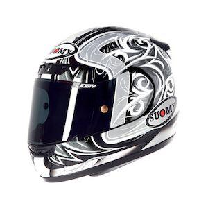 Suomy Apex Tornado Helmet (Size LG Only)