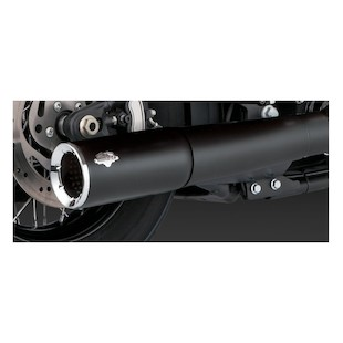 Vance & Hines Pro Pipe Exhaust For Harley Softail 2012-2017