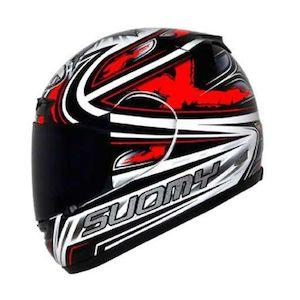 Suomy Apex Steely Helmet