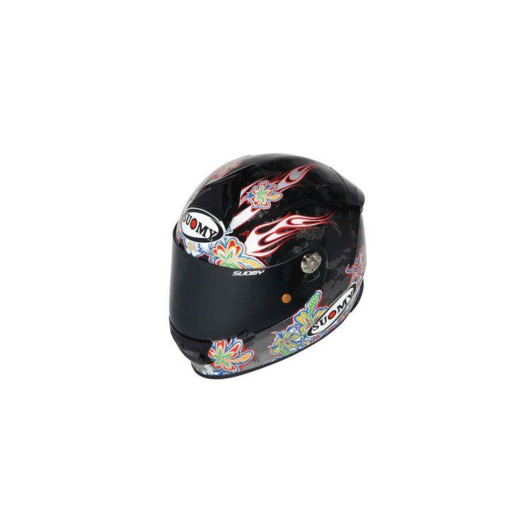 Suomy SR Sport Flower Helmet