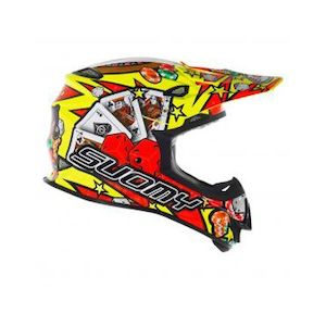 Suomy MX Jump Jackpot Helmet