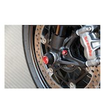 LighTech Axle Sliders Front Ducati 899 / 1199 Panigale / Diavel