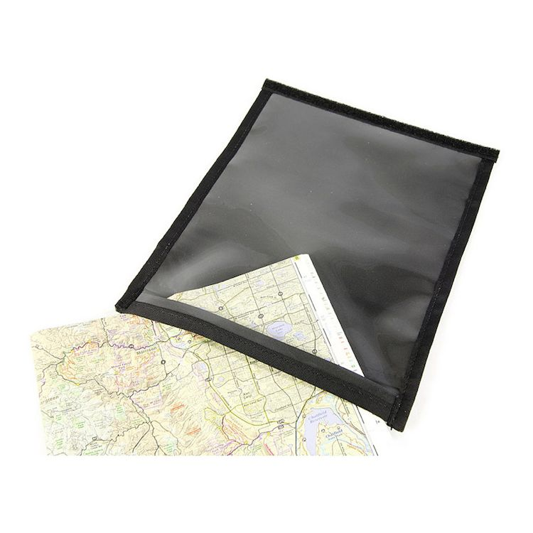 Wolfman Map Pocket