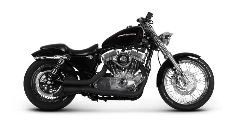 Akrapovic Exhaust System For Harley Sportster 2006 2013
