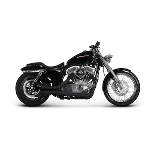 Akrapovic Exhaust System For Harley Sportster 2006-2013