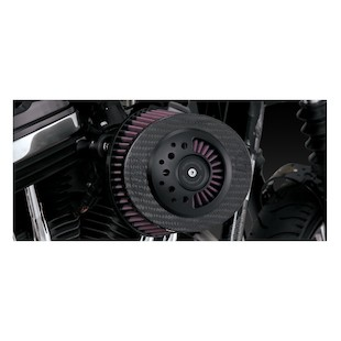 Roland Sands Slant Carbon Fiber Air Cleaner For Harley Twin Cam 1999-2014