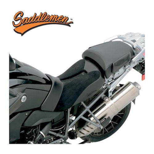 Saddlemen Adventure Track Seat BMW R1200GS/Adventure - RevZilla