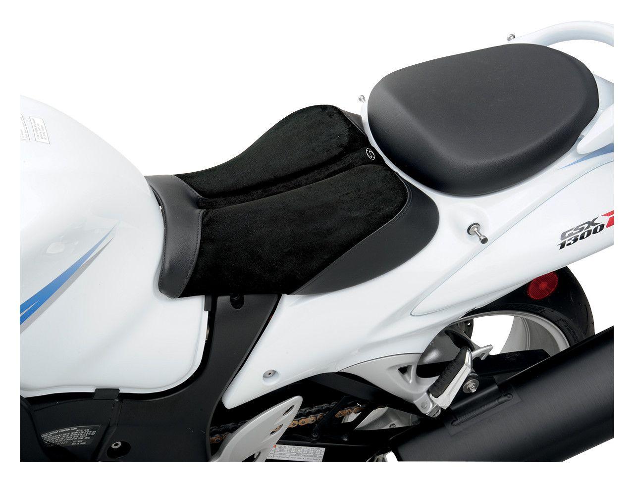 Saddlemen Gel Channel Sport Seat Suzuki Hayabusa Gsx1300r 2008