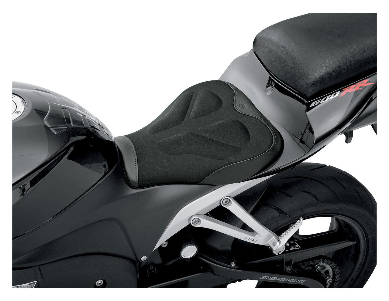 Saddlemen Gel Channel Tech Seat Honda Cbr600rr 2007 2015