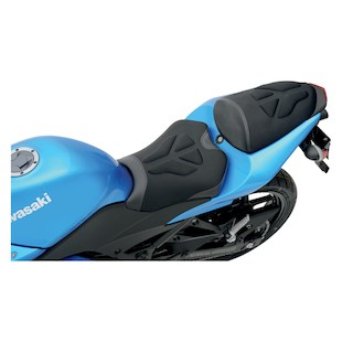 Saddlemen Gel-Channel Tech Seat Kawasaki Ninja 250R 2008-2012