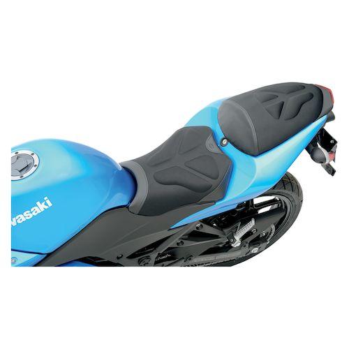 Saddlemen Gel Channel Tech Seat Kawasaki Ninja 250r 2008