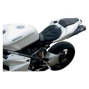 Saddlemen Gel-Channel Tech Seat Ducati 848 / 1098 / 1198