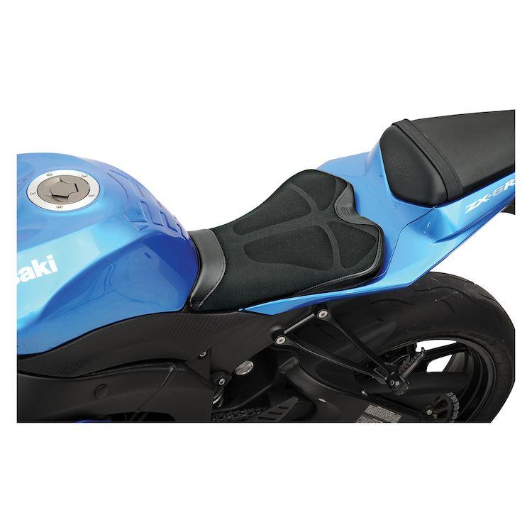 Saddlemen Gel-Channel Tech Seat Kawasaki ZX6R / ZX636 / ZX10R