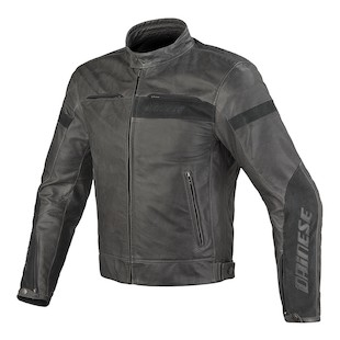 Dainese Stripes EVO Leather Jacket