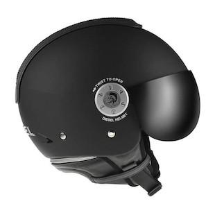 AGV Diesel Mowie Helmet - Flat Black