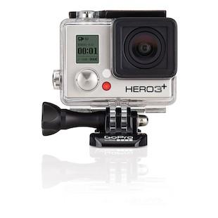 GoPro HD Hero3+ Silver Edition Camera