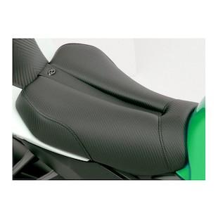 Saddlemen Gel-Channel Track-CF Seat Suzuki GSXR 600/GSXR 750 2008-2010