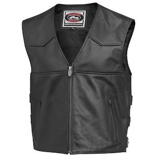 River Road Plains Leather Vest