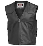 River Road Plains Leather Vest