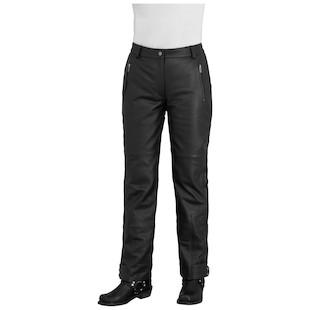 River Road Women's Sierra Cool Leather Pants