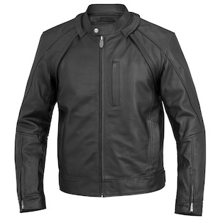 River Road Mortar Leather Jacket