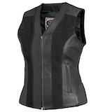 River Road Santa Rosa Women's Leather Vest