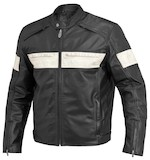 River Road Twin Iron Leather Jacket (Size 42 Only)