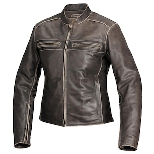 River Road Drifter Women's Leather Jacket
