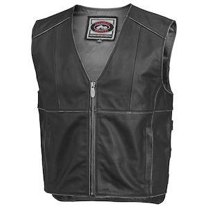 River Road Rambler Leather Vest