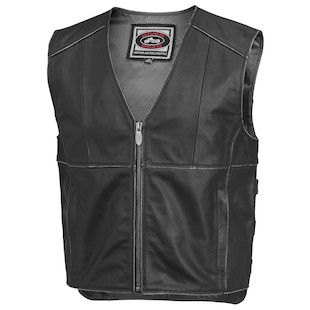 River Road Rambler Leather Vest
