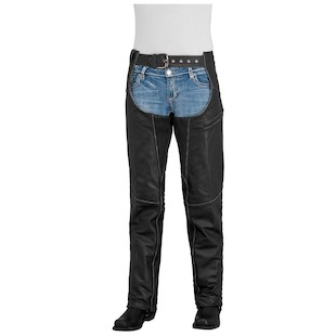 River Road Rambler Women's Leather Chaps