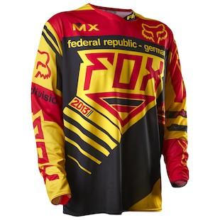 Fox Racing 360 Intake MXoN LE Patriot Jersey