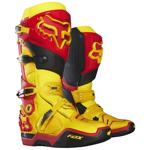 Fox Racing Instinct MXoN Patriot Boots