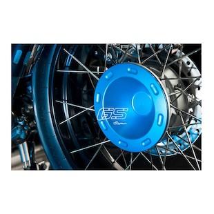 LighTech Rear Axle Cover Kit BMW R1200GS 2008-2012