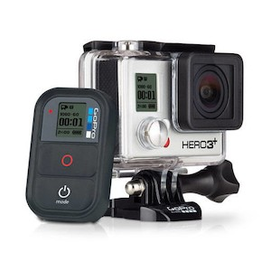 GoPro HD Hero3+ Black Edition Camera