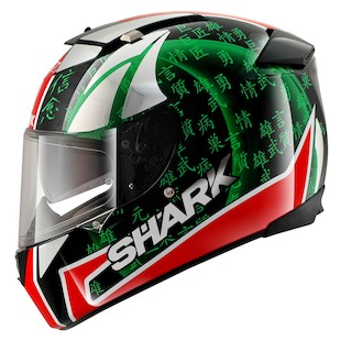 Shark Speed-R Sykes Replica Helmet