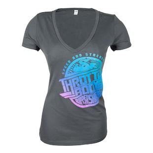 Speed and Strength Women's Throttle Body T-Shirt