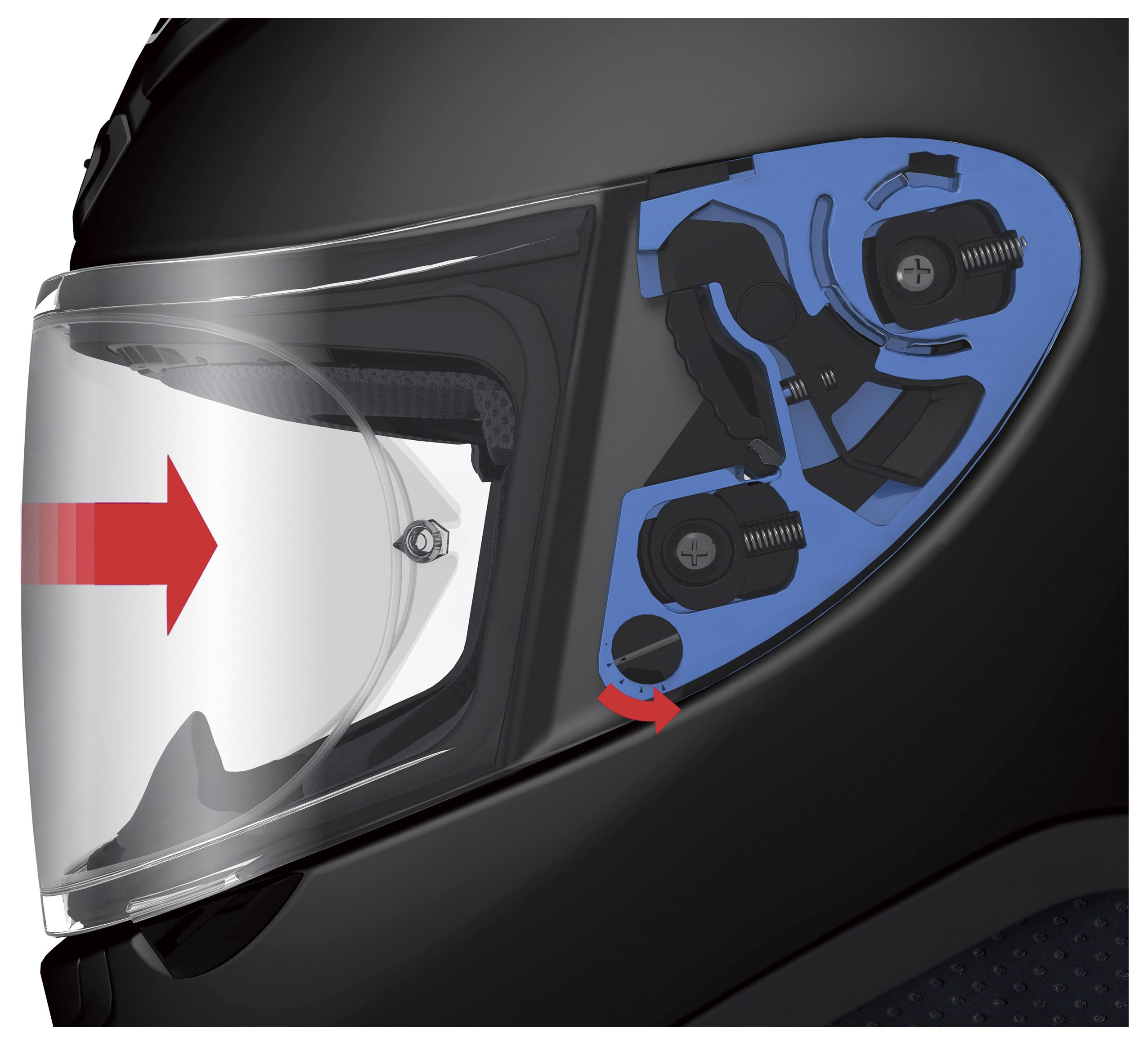 Shoei Rf 1200 Helmet Solid Revzilla Ink Cl Max Visor Dark Smoke