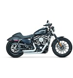 Vance & Hines Shortshots Staggered Exhaust For Harley Sportster 2014