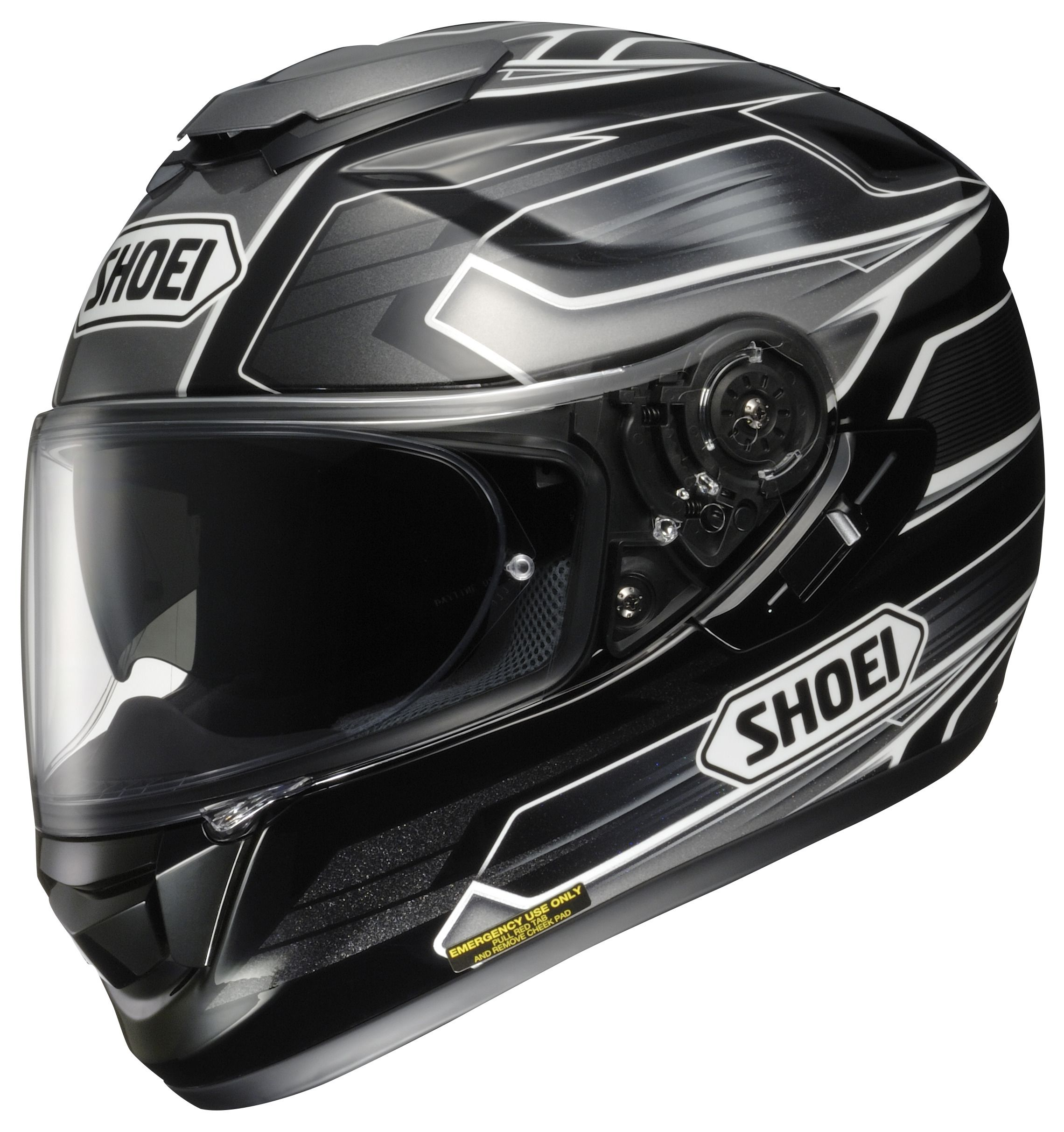 shoei gt air inertia helmet size xl only revzilla. Black Bedroom Furniture Sets. Home Design Ideas