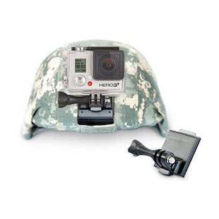 GoPro Hero Night Vision Helmet Mount