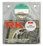 RK Quick Acceleration Chain & Sprocket Kit Kawasaki ZX6R/ZX636 1998-2004
