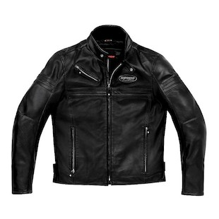 Spidi JK Leather Jacket (3XL Only)