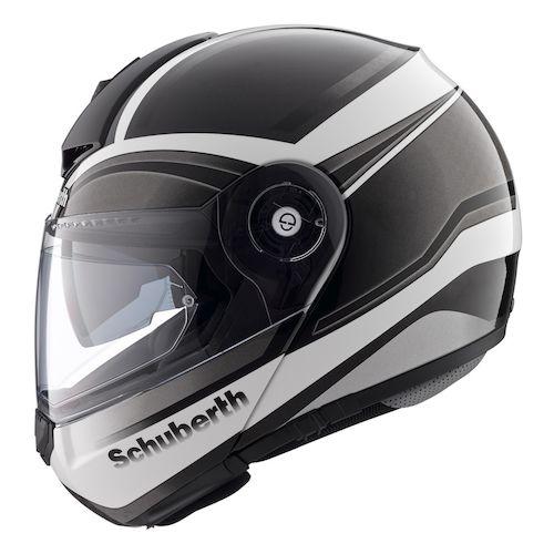 schuberth c3 pro intensity helmet revzilla. Black Bedroom Furniture Sets. Home Design Ideas