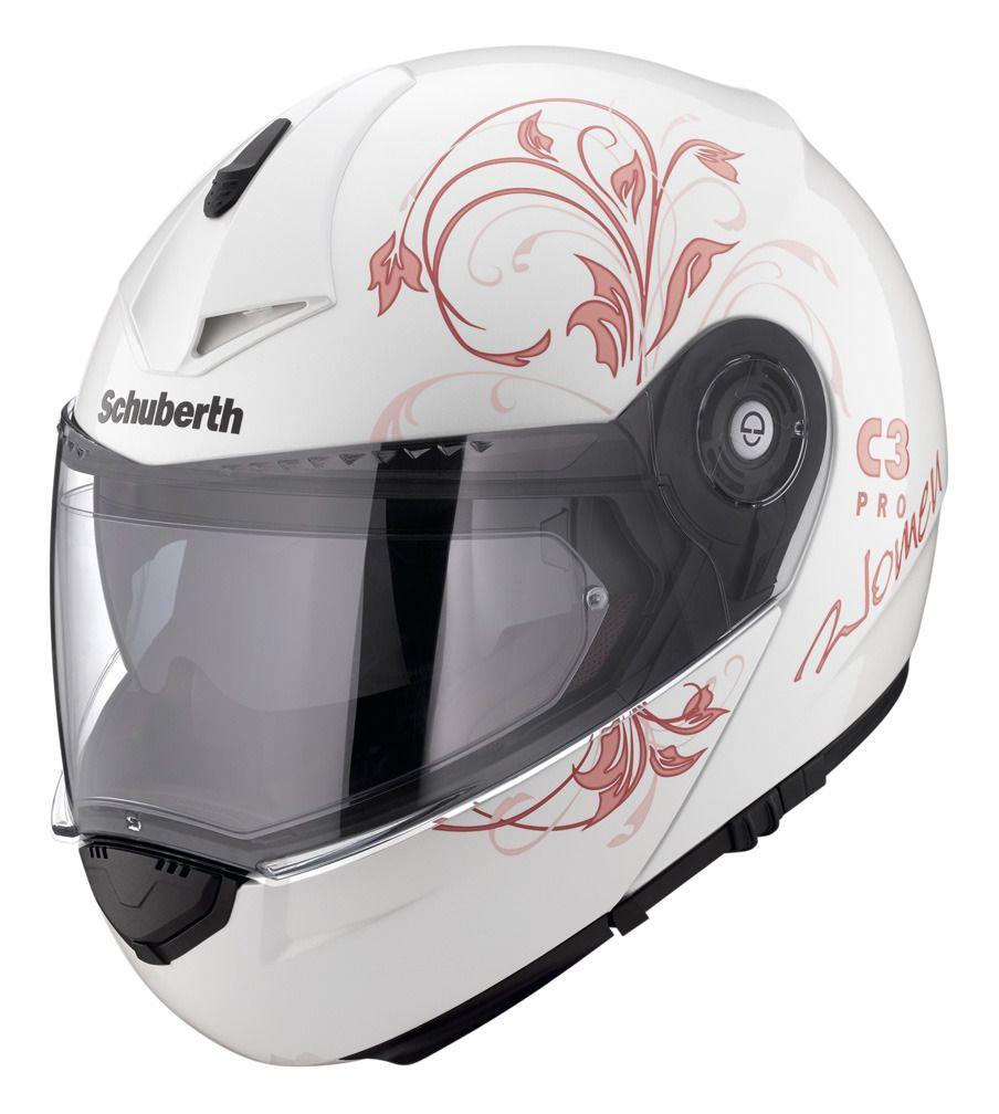 Schuberth C3 Pro Euphoria Women's Helmet - RevZilla