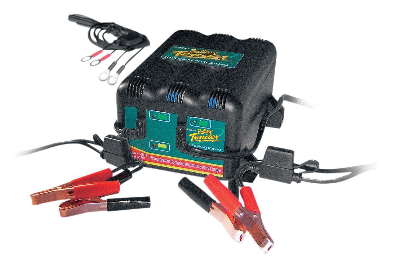 Yamaha Motorcycle Battery Tender